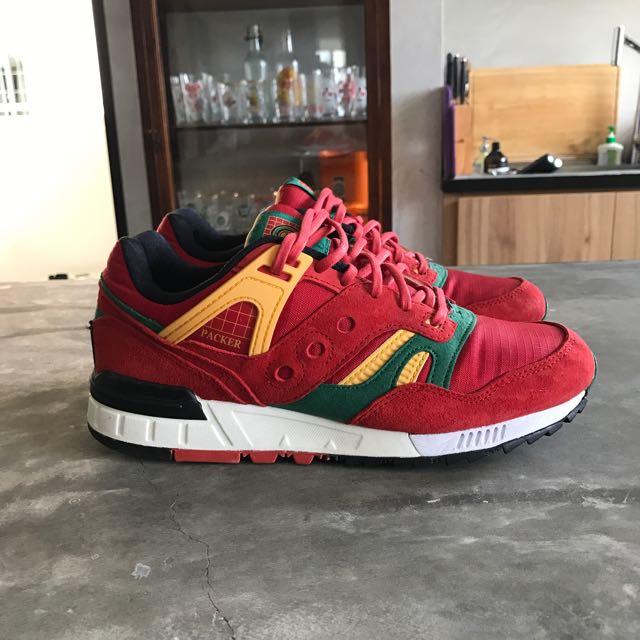 366d9e5ca579 Saucony Grid 9000 X Packer Shoes