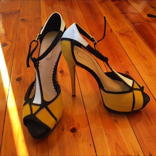 Siren Size 10 (41) Heels