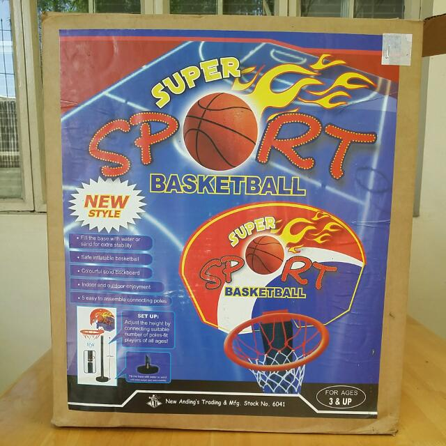Super Sport Basketball
