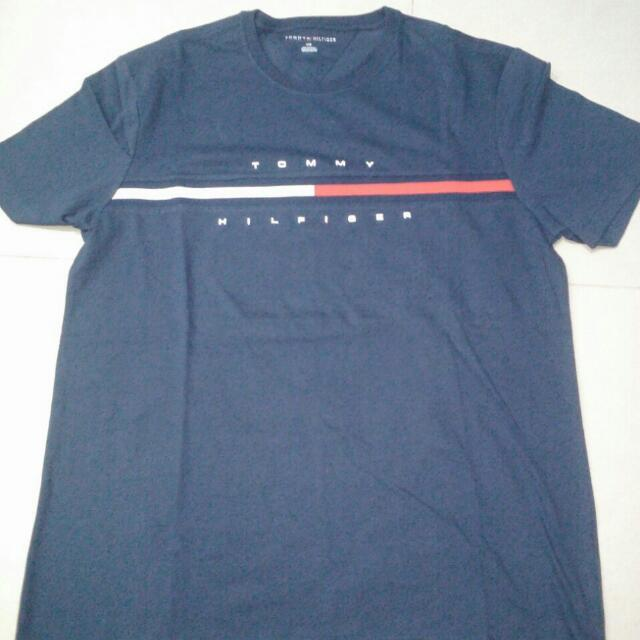 Tommy Hilfiger Crew Neck Tees