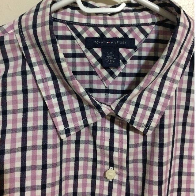 #DIRTY30 Tommy Hilfiger shirt