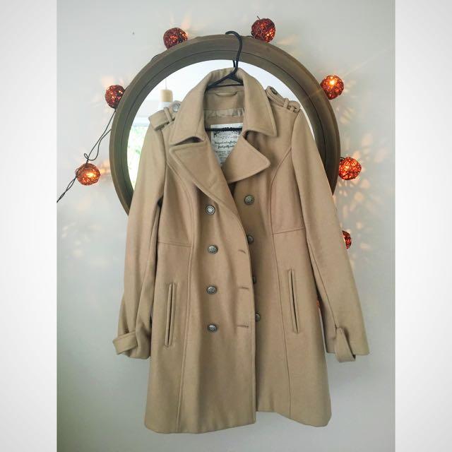 Tommy Hilfiger Woollen Coat