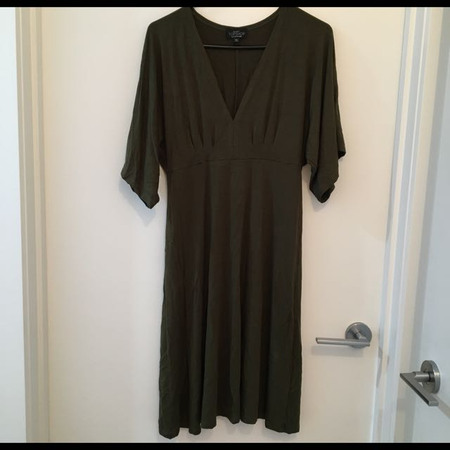 TOPSHOP Maternity Dress Size 10