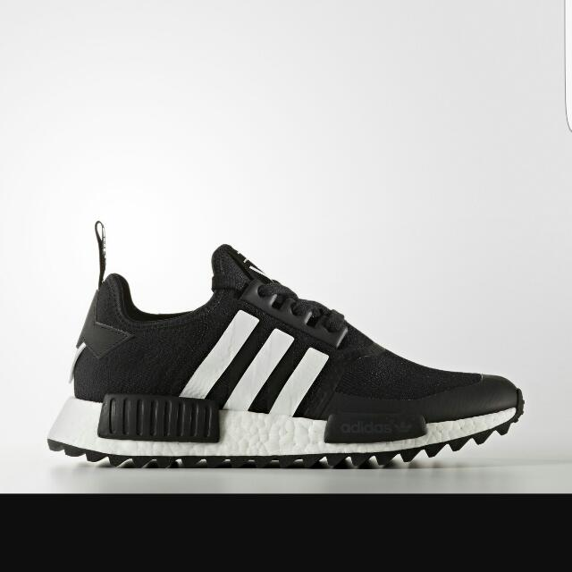 huge discount 8823b 34dd4 US 7 Adidas NMD Trail PK x White Mountaineering