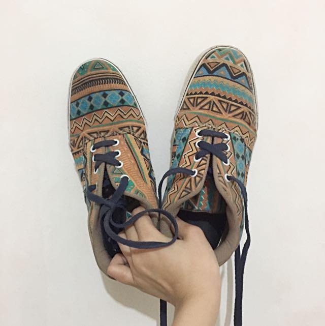 Vans Tribal Shoes