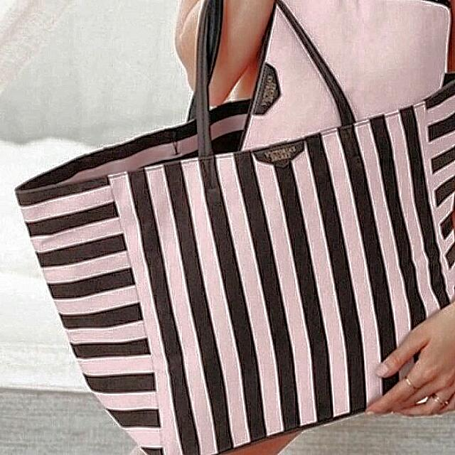 Victoria Secret Tote Bag with Pouch
