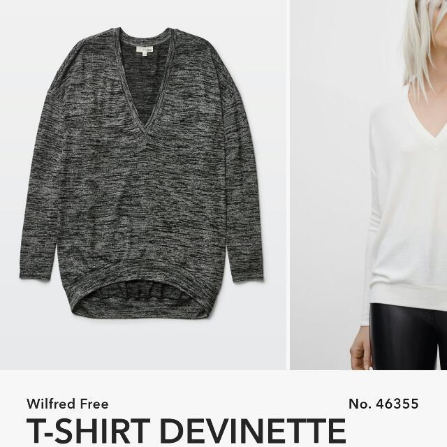 Wilfred Devinette T-shirt