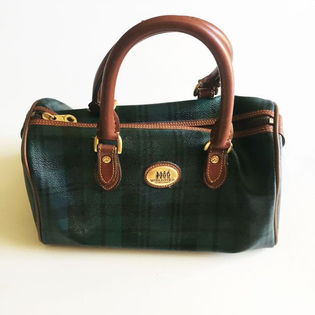 World Polo Bag