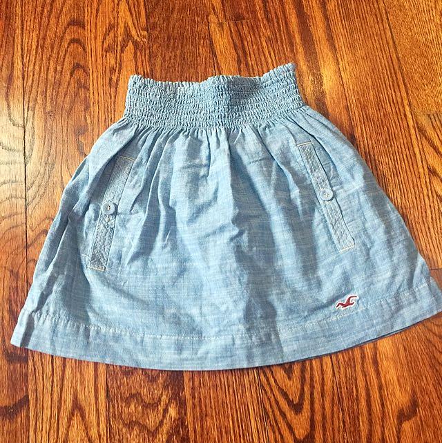 XS Mini Skirt From Hollister