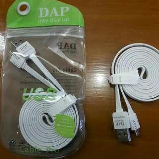 Kabel Data Charger DAP Ori 1,5m