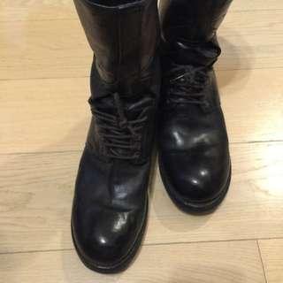 歐洲品牌皮靴