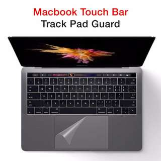 Macbook Premium Clear Trackpad Guard