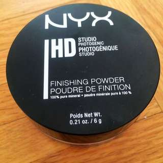 NYX Setting Translucent Setting Powder