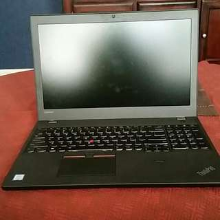 IBM LENOVO THINK PAD T 560