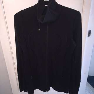 lululemon Black Sweater