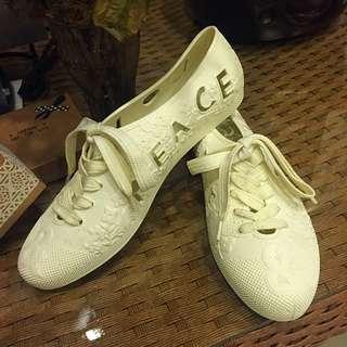 Bathing Shoes Love& Peace 膠鞋 #運費我來出