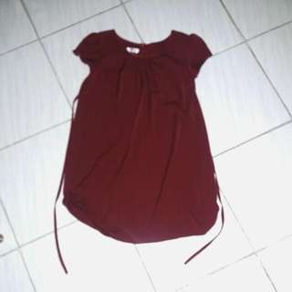 COPAS maternity Dress Turun Harga Dr 50.000