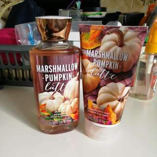 Marshmallow Pumpkin Latte (J)