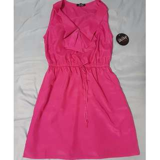 Pink/Fuchsia Bebop Dress Size M
