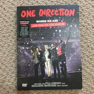 One Direction: Where We Are Live From San Siro Stadium Movie