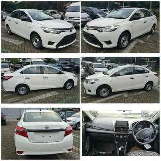 Toyota Vios Limo Baru Dp 5jt Dealer Resmi