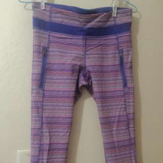 Lululemon NEW crop Us 6 Aus 10