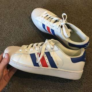 4th July Addition Adidas Superstars