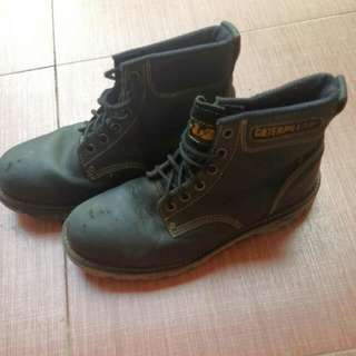 caterpillar cat safety shoes