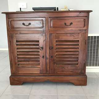 Chest Of Draws Antique Looking
