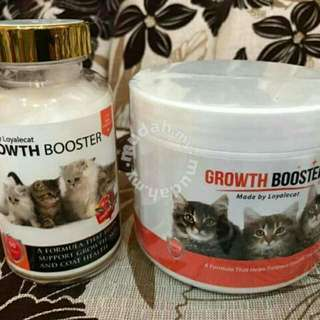 Growth Booster For Kittens & Cats