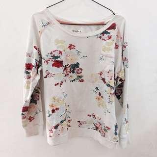Floral Sweater by Corniche