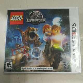 3DS LEGO JURASSIC WORLD