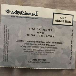 SA Entertainment Voucher