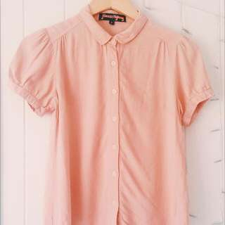 Princess Highway Collared Blouse