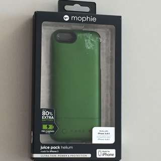 Mophie Battery Case for Iphone 5/5s/se