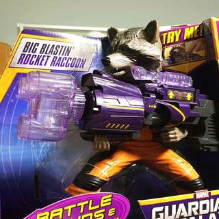 Rocket From Guardian Galaxy