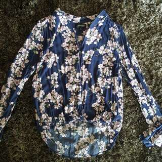 Cotton On Flowery Top