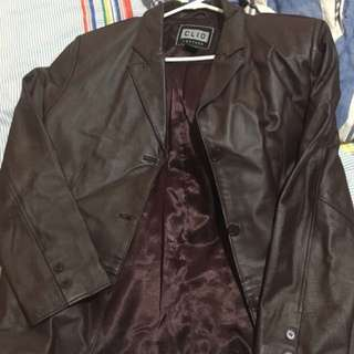 CLIO LEATHER JACKET