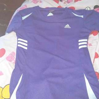 Adidas Shirt For Jogging,sports