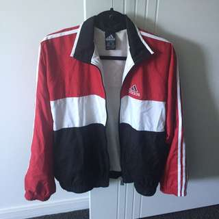 Vintage Adidas Original Equipment Jacket