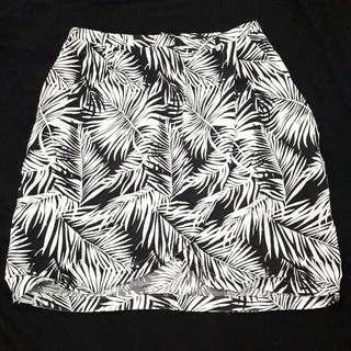 H&M Overlap Skirt