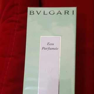 Bulgari Green Tea Cologne Spray 2.5 ozb(75ml)