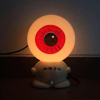 Lampu Eye Monster