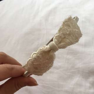 Velvet Fabric Headband