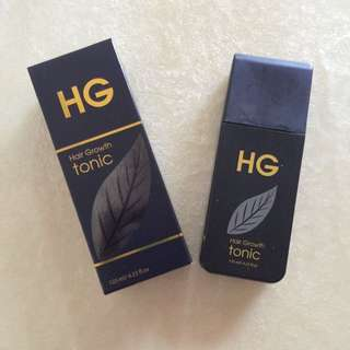 NEW HG Hair Tonic