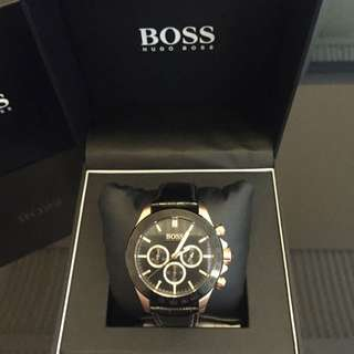 Hugo BOSS Rose Gold Watch