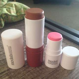 Models Own Contour Stick And Blush