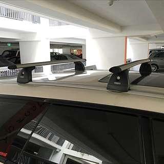Thule Roof Rack For Subaru Legacy Wagon
