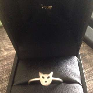 Karen Walker Mini Cat Ring