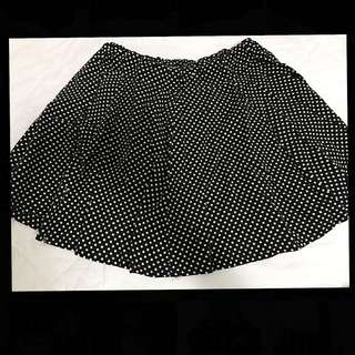 Small Polka Dots Skirt